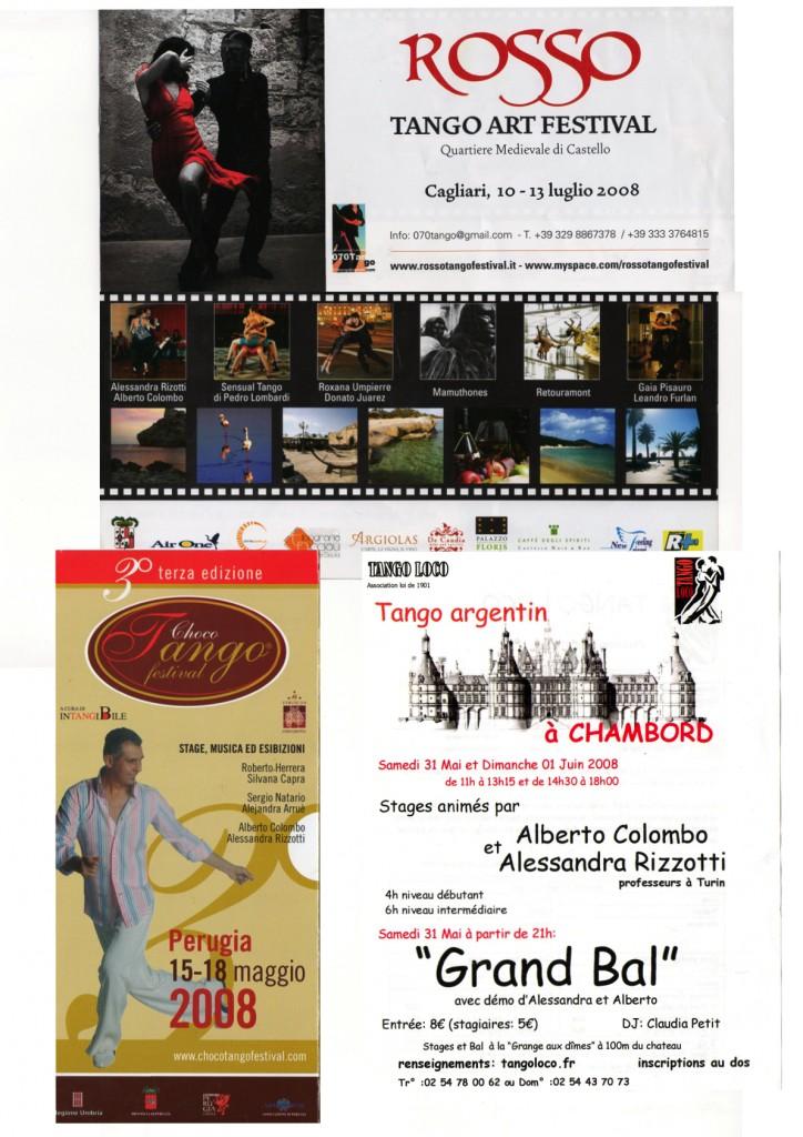 eventi importanti 2008